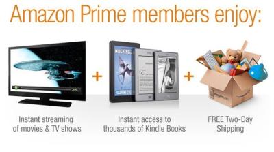 amazon prime service