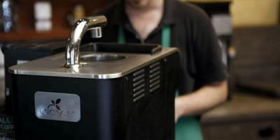 클로버 커피 머신  (Source: Starbucks)