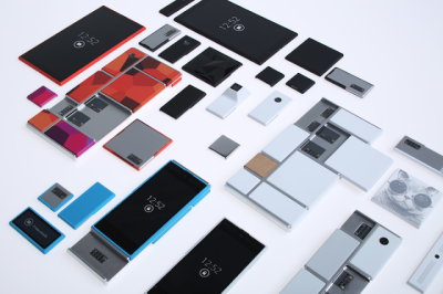 [Motorola Project Ara] 출처: 모토롤라 공식 블로그