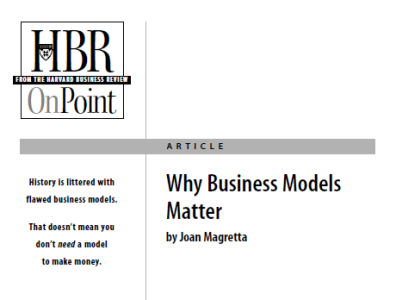 whybusinessmodelmatters