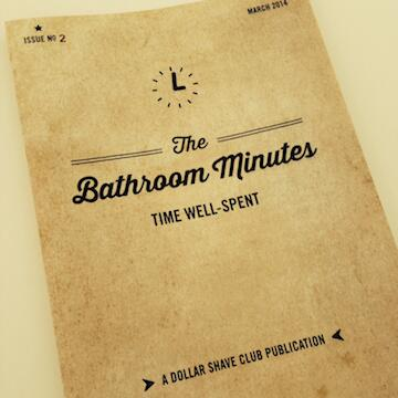 The Bathroom Minutes